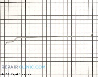 Actuator Rod 316203500 Main Product View