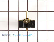 Heat Selector Switch - Part # 276948 Mfg Part # WE4X880