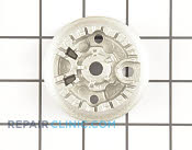 Surface Burner Base - Part # 2311572 Mfg Part # W10406243