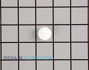 Plug button, white - Part # 444706 Mfg Part # 216141101