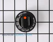 Knob, Dial & Button - Part # 323350 Mfg Part # 0052671