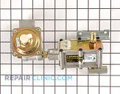 Oven Valve and Pressure Regulator - Part # 1556013 Mfg Part # WB19K10051