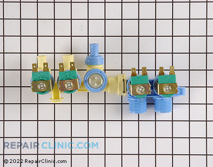 Water Inlet Valve 33002211        Main Product View