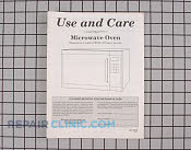 Manuals, Care Guides & Literature - Part # 352411 Mfg Part # 06010334