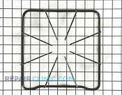 Grate & Griddle - Part # 258327 Mfg Part # WB32X87