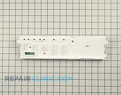 User Control and Display Board - Part # 1472662 Mfg Part # 137009010