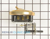 Pressure Switch - Part # 671058 Mfg Part # 63834