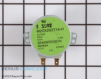 Turntable Motor 815142          Main Product View
