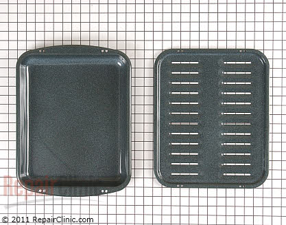 Broiler Pan 4396923 Main Product View