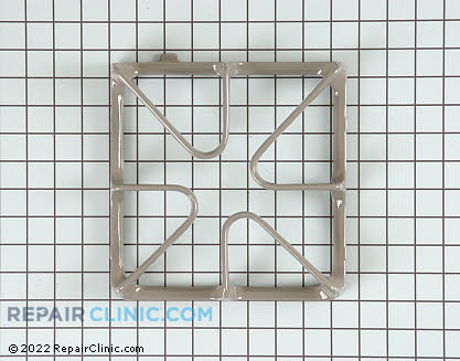 Burner Grate WB31K10044      Main Product View