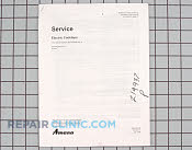 Manuals, Care Guides & Literature - Part # 219937 Mfg Part # RS2420002
