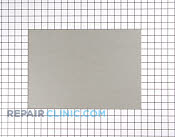 Lower panel - stainless - Part # 820305 Mfg Part # 758889