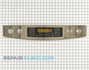 Touchpad and Control Panel - Part # 1086629 Mfg Part # WB29T10024