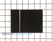 Panel, kick (side/blk - Part # 695413 Mfg Part # 71002102