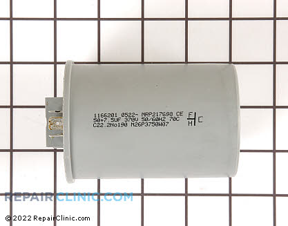 Capacitor 1166201 Main Product View