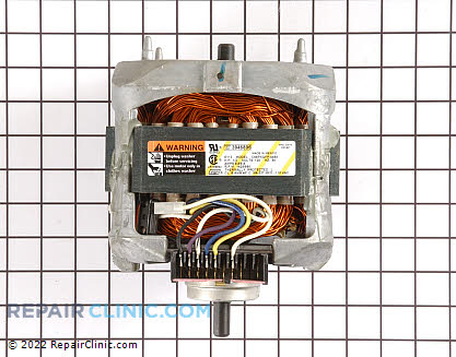 Drive Motor 3946896 Main Product View