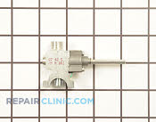 Surface Burner Valve - Part # 1044466 Mfg Part # 00189307