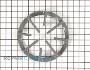 Burner Grate - Part # 1086743 Mfg Part # WB31K10104