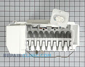 Ice Maker Assembly - Part # 1267561 Mfg Part # 4681JA1005J