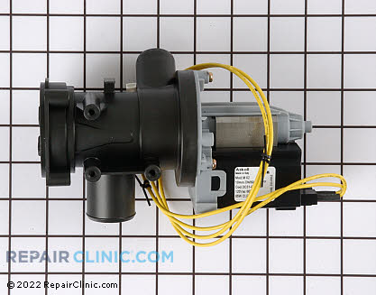 Drain Pump WH23X10011 Main Product View