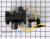 Drain Pump - Part # 877781 Mfg Part # WH23X10011