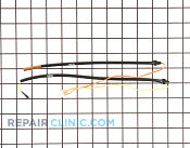 Thermistor - Part # 912648 Mfg Part # WP27X10021