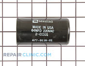 Capacitor - Part # 433636 Mfg Part # 201101