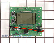 Control Board - Part # 1093877 Mfg Part # WS21X10016