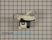 Drain Pump - Part # 1264169 Mfg Part # WD35X10064