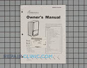 Owner's Manual - Part # 1006761 Mfg Part # 67002009