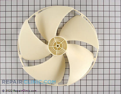 Fan Blade 113900420001 Main Product View