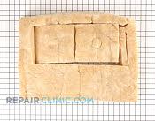 Insulation-baffle - Part # 622832 Mfg Part # 5303269528