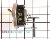 Pressure Switch - Part # 278621 Mfg Part # WH12X910