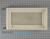 Microwave Oven Door - Part # 876264 Mfg Part # WB55X10337