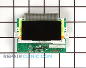 Display board - Part # 1028587 Mfg Part # DPWBFC025WRKZ