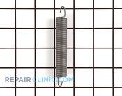 Door Spring - Part # 419135 Mfg Part # 154237401