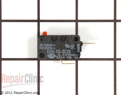 Micro Switch J61784T00AP Main Product View