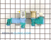 Water Inlet Valve - Part # 1155209 Mfg Part # 241636701