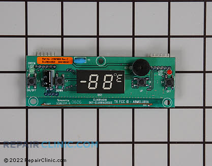 User Control and Display Board 216979600 Main Product View