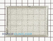 Grease Filter - Part # 1471498 Mfg Part # W10181505