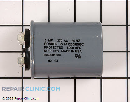 Capacitor 00487053 Main Product View