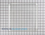 Glass Tray - Part # 261727 Mfg Part # WB49X563