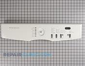 Control  Panel - Part # 1191194 Mfg Part # 134557000