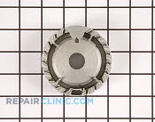 Surface Burner Base - Part # 245709 Mfg Part # WB16K10012