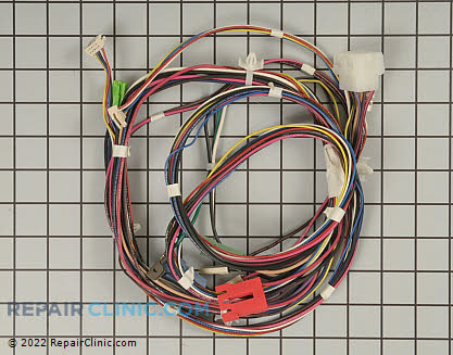 Wire Harness 134543100 Main Product View