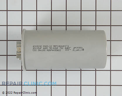 Capacitor 4318131 Main Product View
