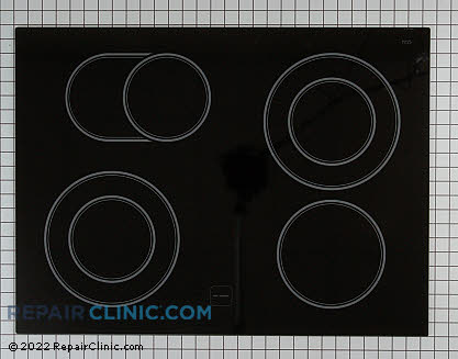 Glass Cooktop 9759983BL       Main Product View