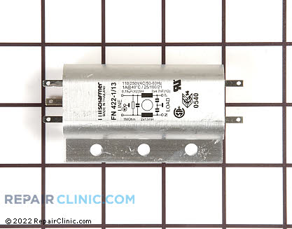 Capacitor 00323344 Main Product View