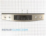 Touchpad and Control Panel - Part # 1197881 Mfg Part # 318312242