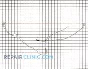 Defrost Heater Assembly - Part # 606070 Mfg Part # 52763-4